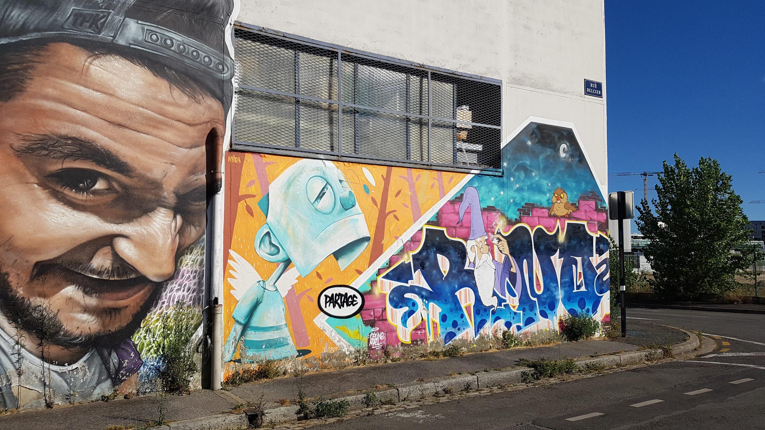 Bordeaux street art bordeaux sud