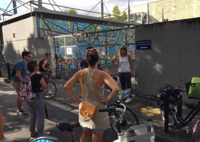 Bordeaux street art à vélo volume 2 – Bordeaux sud