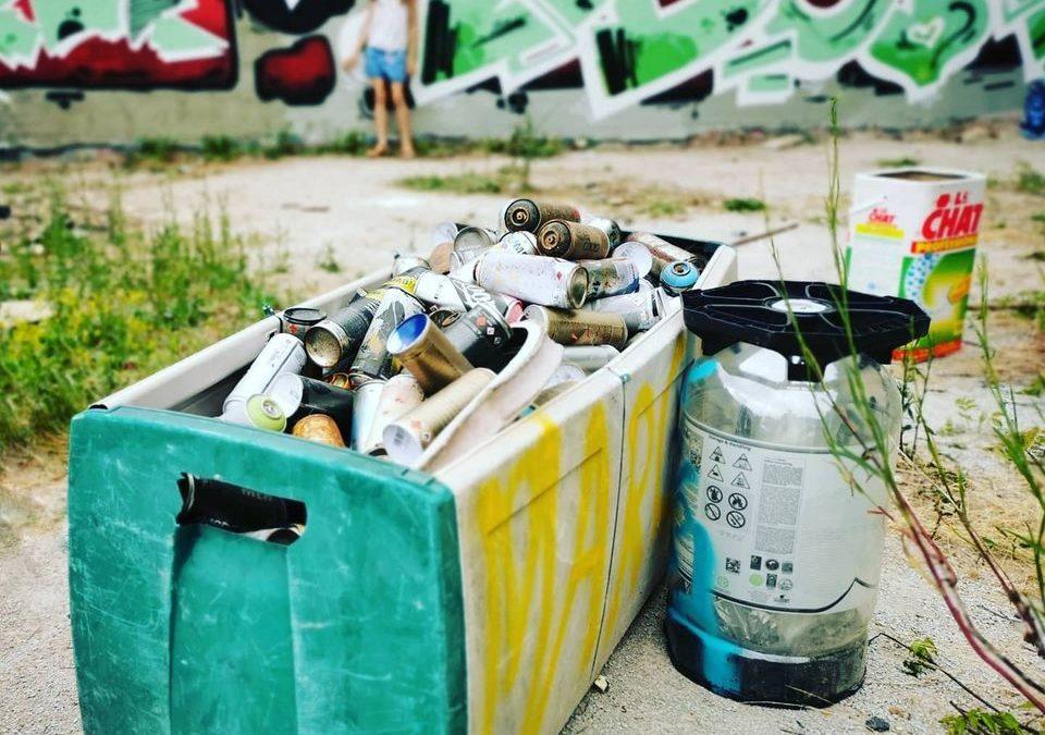 Visite street art à pied