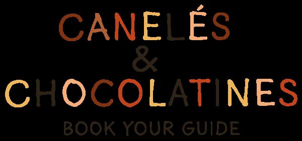 Canelés et chocolatines