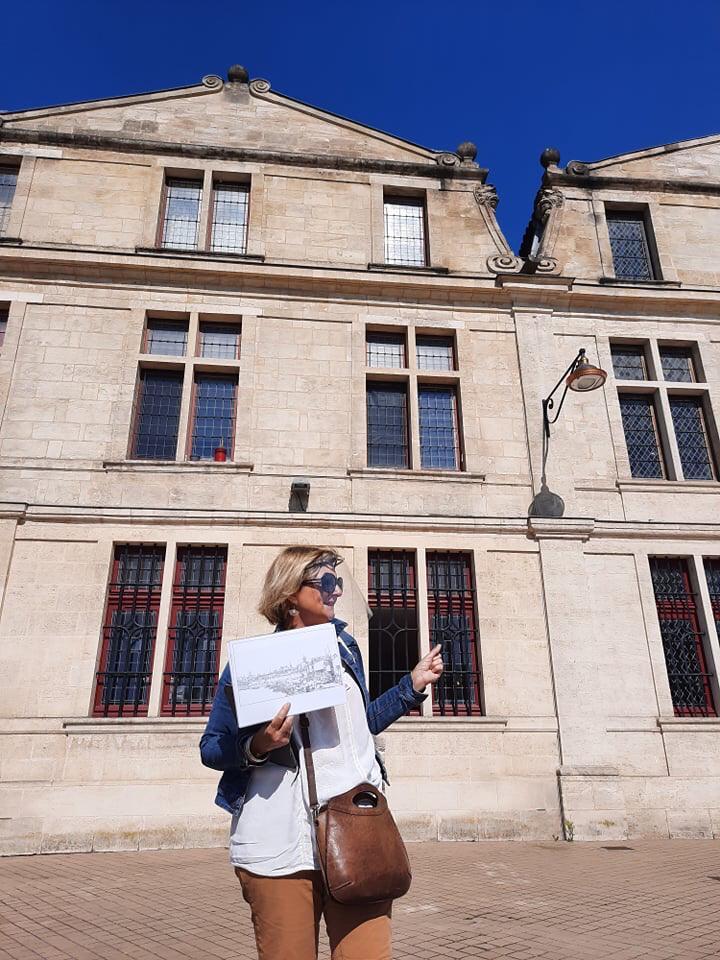 Promenade guidée - Bordeaux Chartrons, le quartier du Négoce
