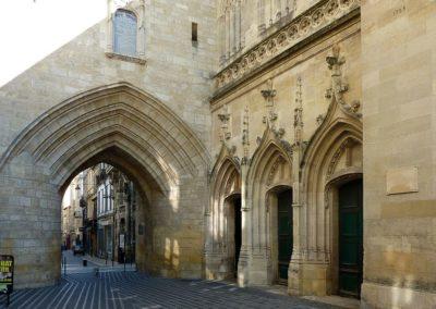 Bordeaux de St Michel à la Grosse Cloche