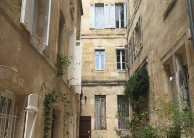 Bordeaux petits détails à pied