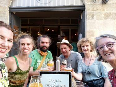 Les irlandais à Bordeaux et dégustation de bière