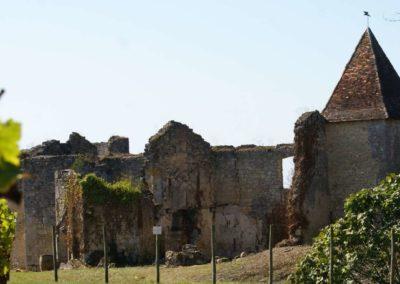 Visite de Loupiac et sa villa Gallo-romaine